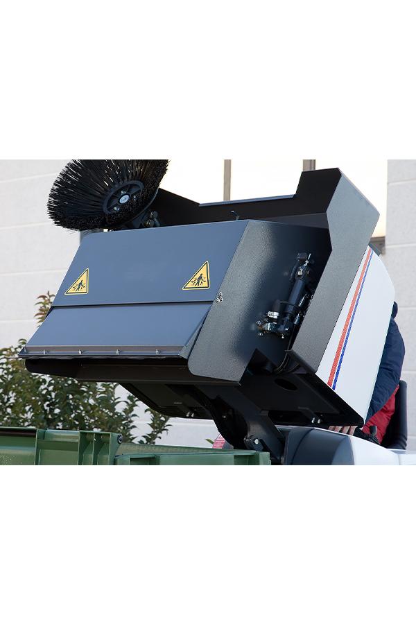 Toyota-Gabelstapler-ITL Transportmaschinen GmbH Toyota Gabelstapler Dulevo Kehrmaschine 1550 90 Elite 5