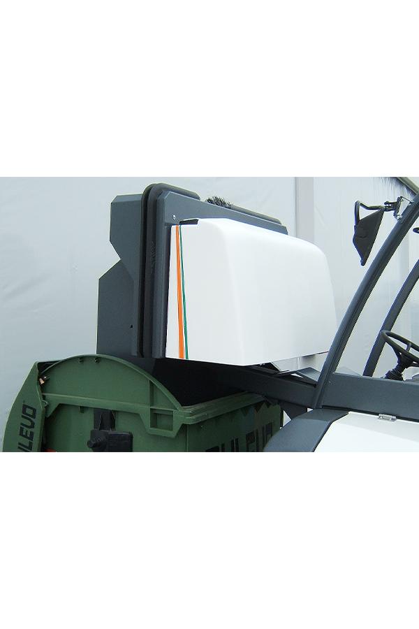 Toyota-Gabelstapler-ITL Transportmaschinen GmbH Toyota Gabelstapler Dulevo Kehrmaschine 1750 100 Elite 11