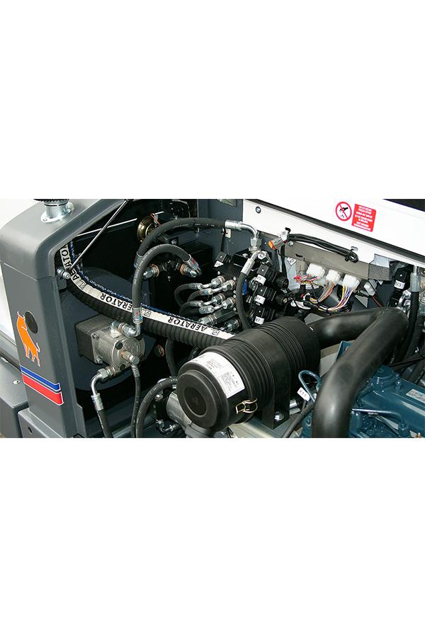 Toyota-Gabelstapler-ITL Transportmaschinen GmbH Toyota Gabelstapler Dulevo Kehrmaschine 1850 120 Elite 08