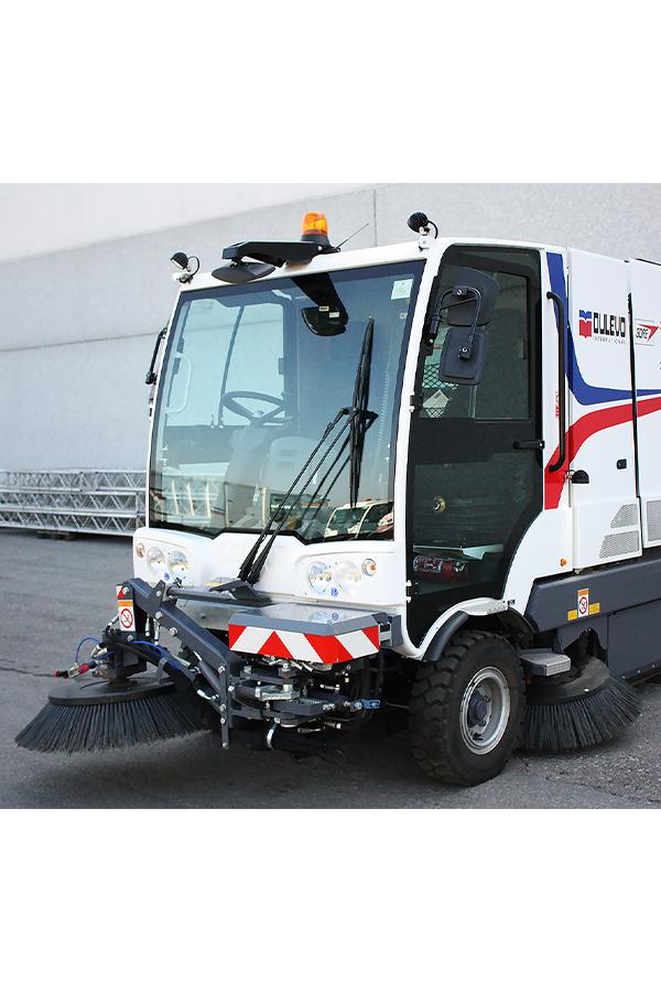 Toyota-Gabelstapler-ITL Transportmaschinen GmbH Toyota Gabelstapler Dulevo Kehrmaschine 3000 bild06