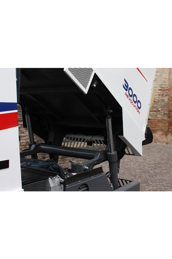 Toyota-Gabelstapler-ITL Transportmaschinen GmbH Toyota Gabelstapler Dulevo Kehrmaschine 3000 bild10