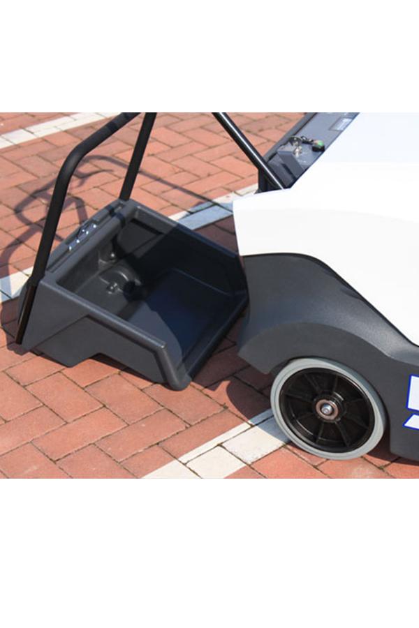 Toyota-Gabelstapler-ITL Transportmaschinen GmbH Toyota Gabelstapler Dulevo Kehrmaschine 52 74Wave10