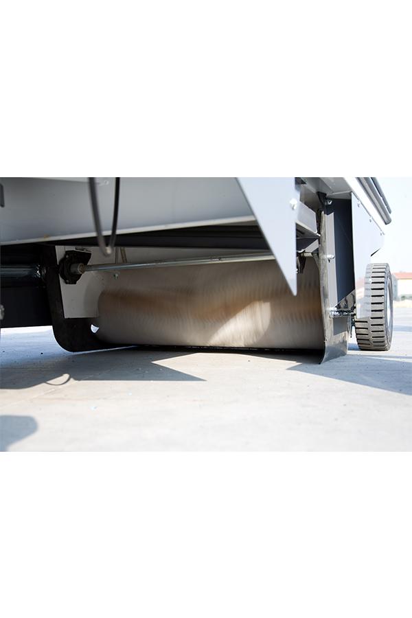 Toyota-Gabelstapler-ITL Transportmaschinen GmbH Toyota Gabelstapler Dulevo Kehrmaschine 75 3