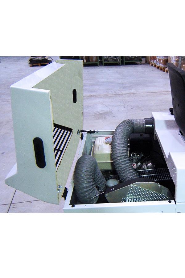 Toyota-Gabelstapler-ITL Transportmaschinen GmbH Toyota Gabelstapler Dulevo Kehrmaschine 75 9