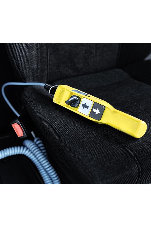 Toyota-Gabelstapler-ITL Transportmaschinen GmbH Toyota Gabelstapler Dulevo Kehrmaschine Dzero bild07