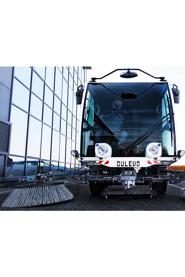 Toyota-Gabelstapler-ITL Transportmaschinen GmbH Toyota Gabelstapler Dulevo Kehrmaschine Dzero bild11