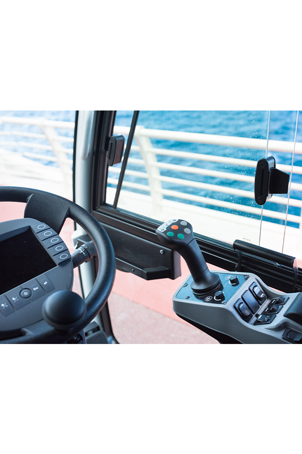 Toyota-Gabelstapler-ITL Transportmaschinen GmbH Toyota Gabelstapler Dulevo Kehrmaschine Dzero bild12