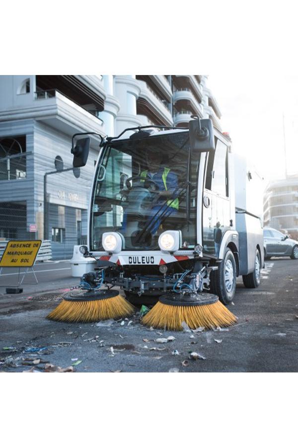 Toyota-Gabelstapler-ITL Transportmaschinen GmbH Toyota Gabelstapler Dulevo Kehrmaschine Dzero bild13