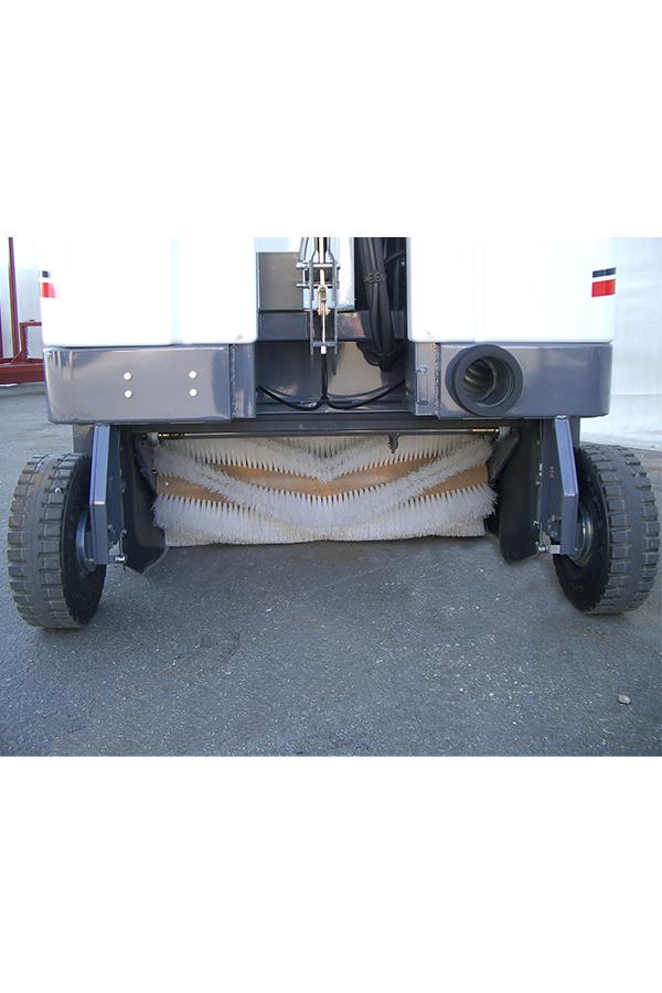 Toyota-Gabelstapler-ITL Transportmaschinen GmbH Toyota Gabelstapler Dulevo Kehrmaschine Futura 1100 08