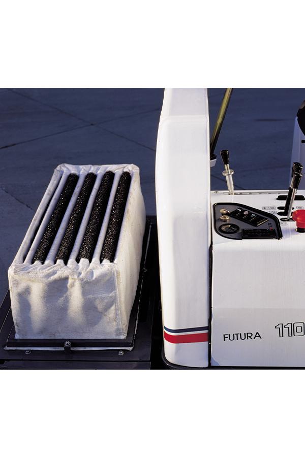 Toyota-Gabelstapler-ITL Transportmaschinen GmbH Toyota Gabelstapler Dulevo Kehrmaschine Futura 1100 10