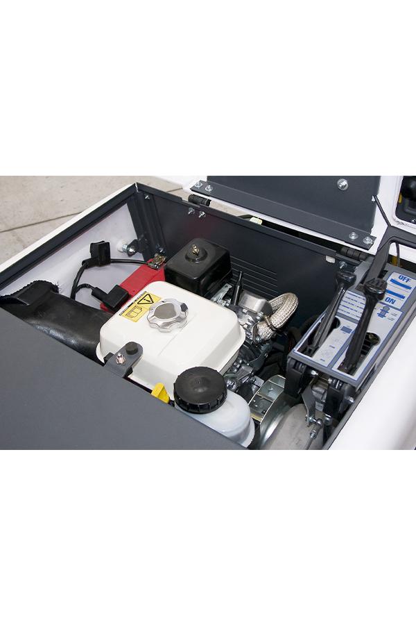 Toyota-Gabelstapler-ITL Transportmaschinen GmbH Toyota Gabelstapler Dulevo Kehrmaschine Spark 1000 04