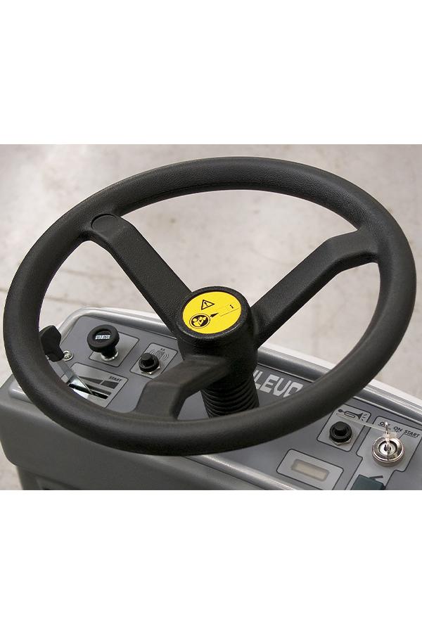 Toyota-Gabelstapler-ITL Transportmaschinen GmbH Toyota Gabelstapler Dulevo Kehrmaschine Spark 1000 05
