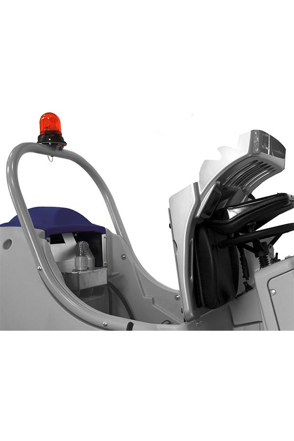 Toyota-Gabelstapler-ITL Transportmaschinen GmbH Toyota Gabelstapler Dulevo Scheue RO25 bild05