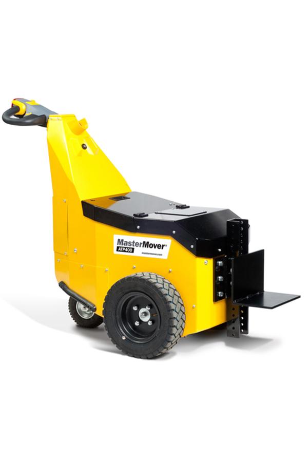 Toyota-Gabelstapler-ITL Transportmaschinen GmbH Toyota Gabelstapler MasterMover Elektroschlepper ATP400 detail01