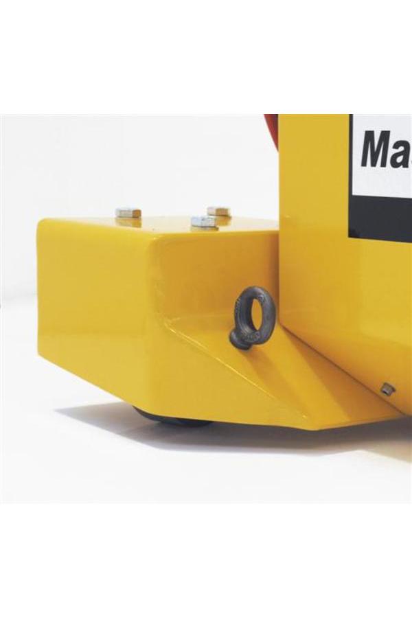 Toyota-Gabelstapler-ITL Transportmaschinen GmbH Toyota Gabelstapler MasterMover Elektroschlepper MH400 detail04