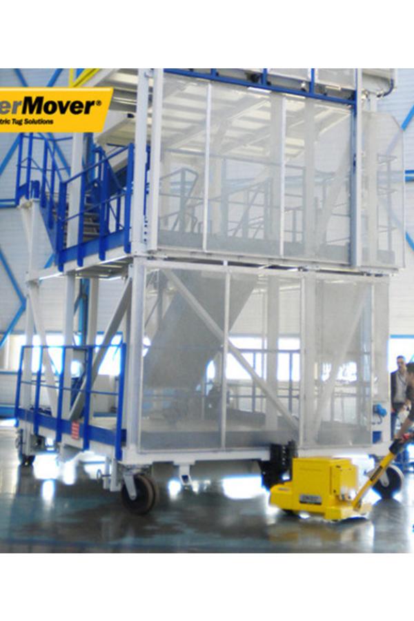 Toyota-Gabelstapler-ITL Transportmaschinen GmbH Toyota Gabelstapler MasterMover Elektroschlepper MT1000 detail01
