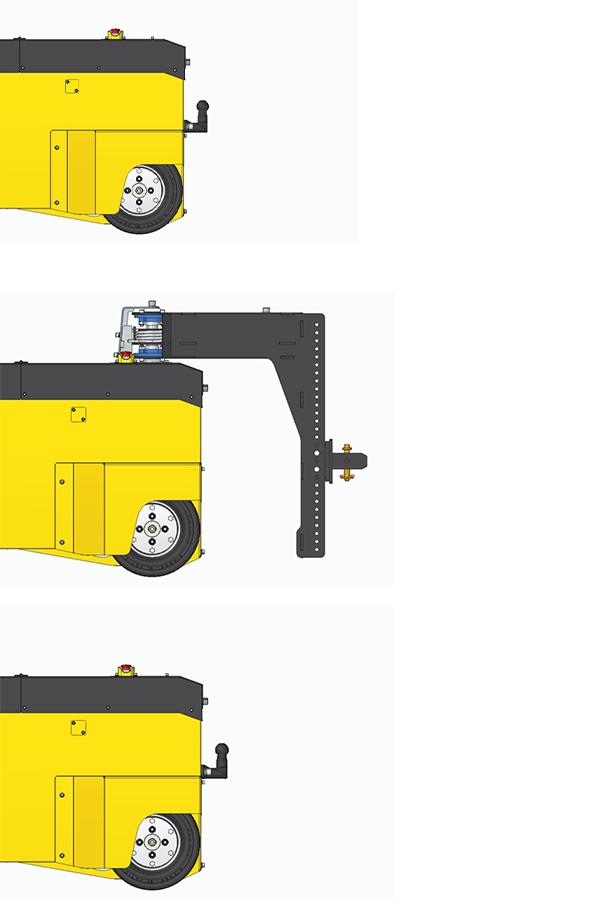 Toyota-Gabelstapler-ITL Transportmaschinen GmbH Toyota Gabelstapler MasterMover Elektroschlepper MT1000 detail03