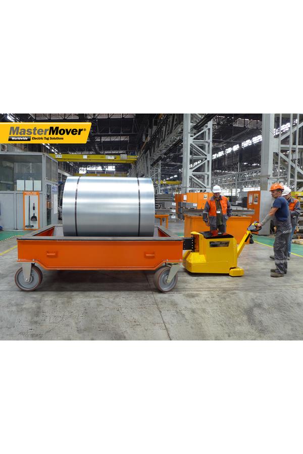 Toyota-Gabelstapler-ITL Transportmaschinen GmbH Toyota Gabelstapler MasterMover Elektroschlepper MT1200 detail05