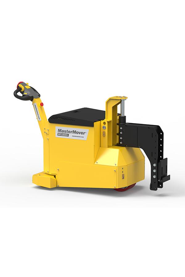 Toyota-Gabelstapler-ITL Transportmaschinen GmbH Toyota Gabelstapler MasterMover Elektroschlepper MT1500 detail01