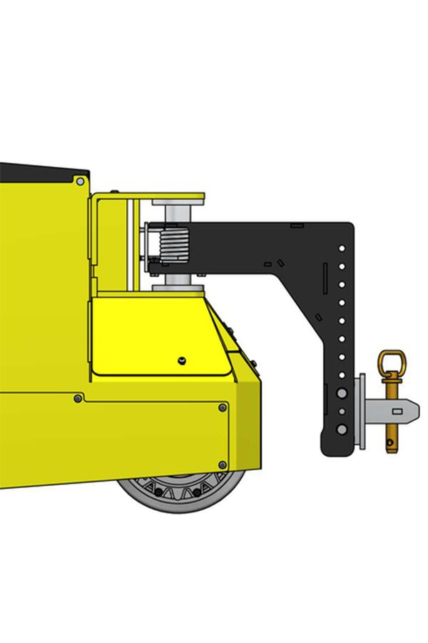 Toyota-Gabelstapler-ITL Transportmaschinen GmbH Toyota Gabelstapler MasterMover Elektroschlepper MT200 detail03