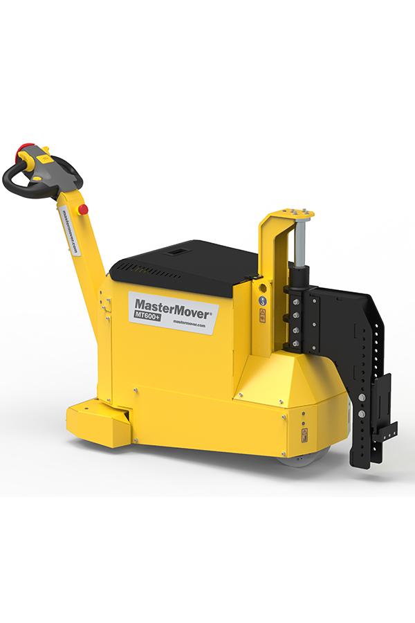 Toyota-Gabelstapler-ITL Transportmaschinen GmbH Toyota Gabelstapler MasterMover Elektroschlepper MT600detail00