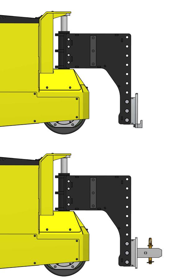 Toyota-Gabelstapler-ITL Transportmaschinen GmbH Toyota Gabelstapler MasterMover Elektroschlepper MT800 detail07