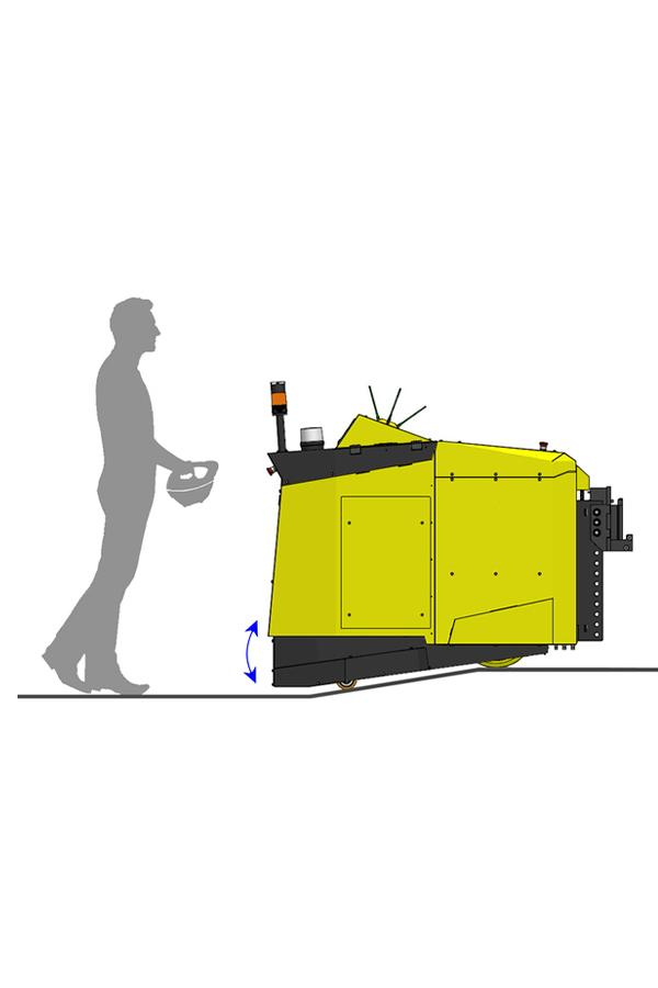 Toyota-Gabelstapler-ITL Transportmaschinen GmbH Toyota Gabelstapler MasterMover Elektroschlepper PS3000 detail05