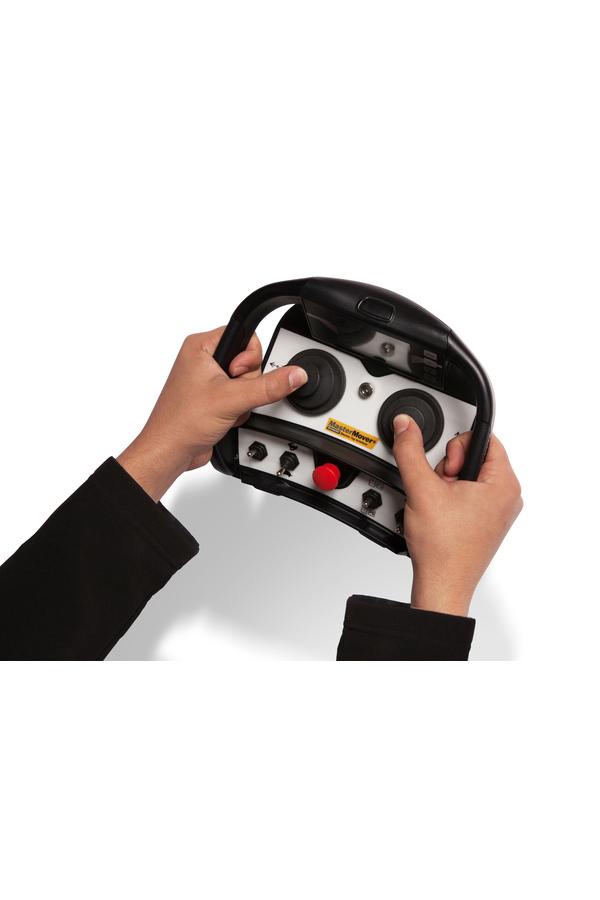Toyota-Gabelstapler-ITL Transportmaschinen GmbH Toyota Gabelstapler MasterMover Elektroschlepper PS3000 detail07