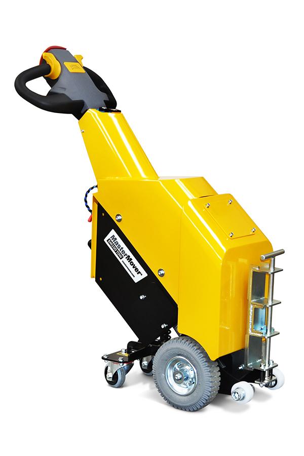 Toyota-Gabelstapler-ITL Transportmaschinen GmbH Toyota Gabelstapler MasterMover Elektroschlepper SM100 TOW bild06