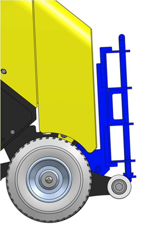 Toyota-Gabelstapler-ITL Transportmaschinen GmbH Toyota Gabelstapler MasterMover Elektroschlepper SM100 TOW bild08