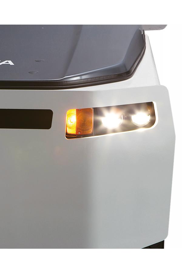 Toyota-Gabelstapler-ITL Transportmaschinen GmbH Toyota Gabelstapler Schlepper Tracto 3TE25 17005