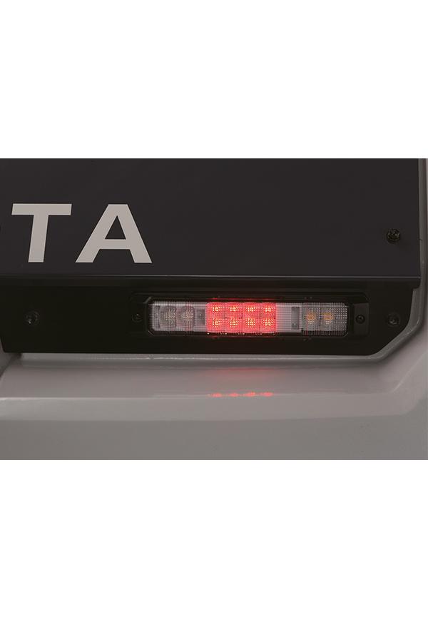 Toyota-Gabelstapler-ITL Transportmaschinen GmbH Toyota Gabelstapler Schlepper Tracto 3TE25 17006