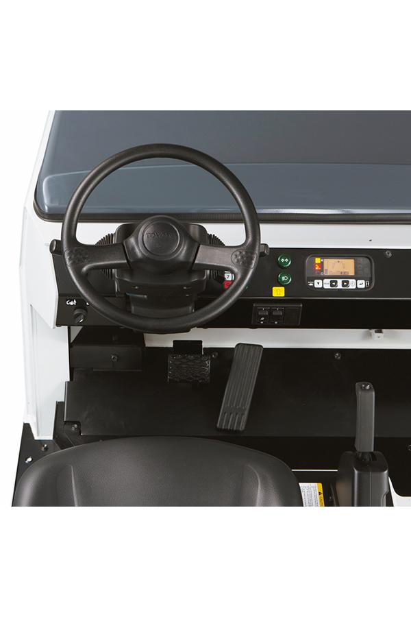 Toyota-Gabelstapler-ITL Transportmaschinen GmbH Toyota Gabelstapler Schlepper Tracto 3TE25 17153