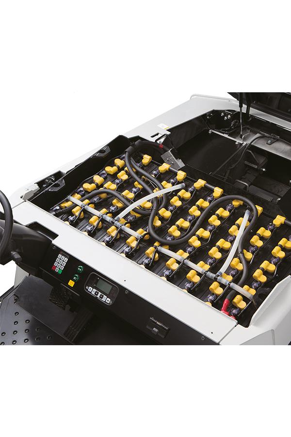Toyota-Gabelstapler-ITL Transportmaschinen GmbH Toyota Gabelstapler Schlepper Tracto 3TE25 17154