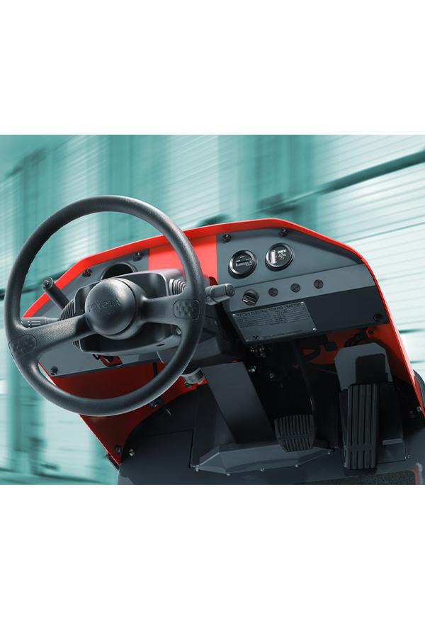 Toyota-Gabelstapler-ITL Transportmaschinen GmbH Toyota Gabelstapler Schlepper Tracto 4CBT 6105