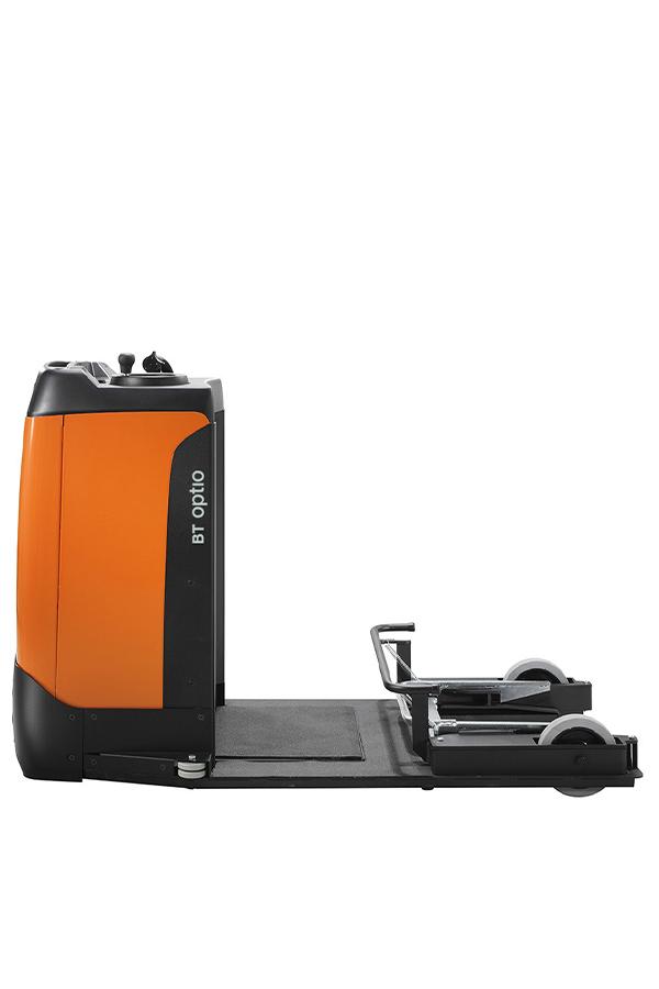 Toyota-Gabelstapler-ITL Transportmaschinen GmbH Toyota Gabelstapler Schlepper Tracto TSE100W 635