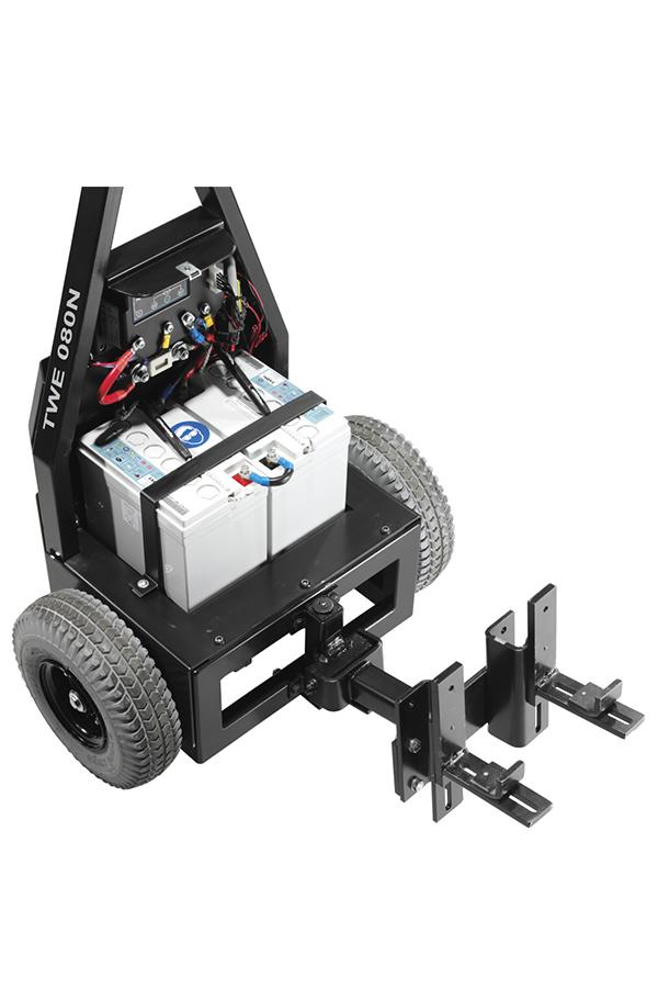 Toyota-Gabelstapler-ITL Transportmaschinen GmbH Toyota Gabelstapler Schlepper Tracto TWE080N 629