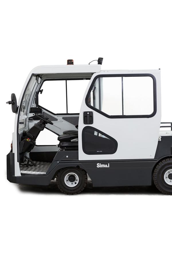 Toyota-Gabelstapler-ITL Transportmaschinen GmbH Toyota Gabelstapler Simai Elektroschlepper TE152 16912