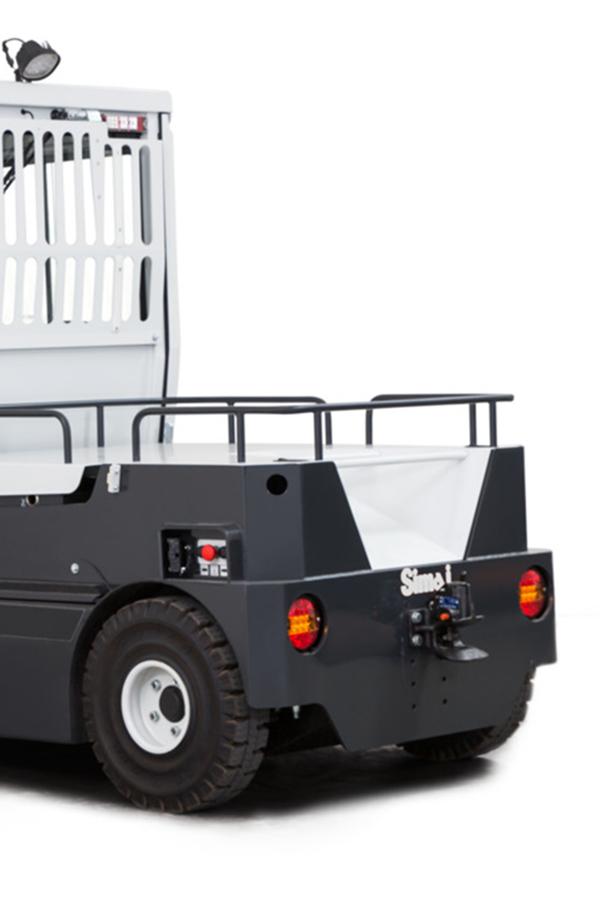 Toyota-Gabelstapler-ITL Transportmaschinen GmbH Toyota Gabelstapler Simai Elektroschlepper TE152 16917 klein