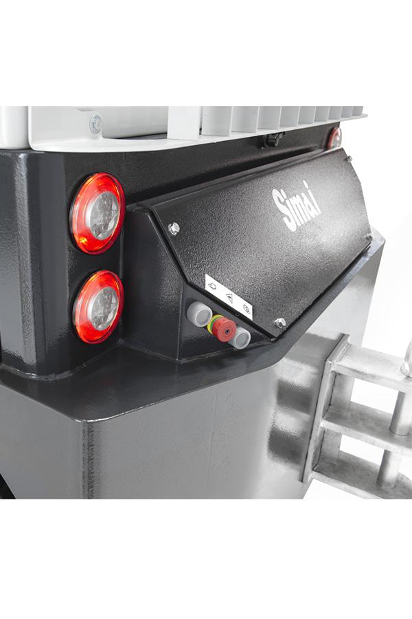 Toyota-Gabelstapler-ITL Transportmaschinen GmbH Toyota Gabelstapler Simai Elektroschlepper TE250R 16919