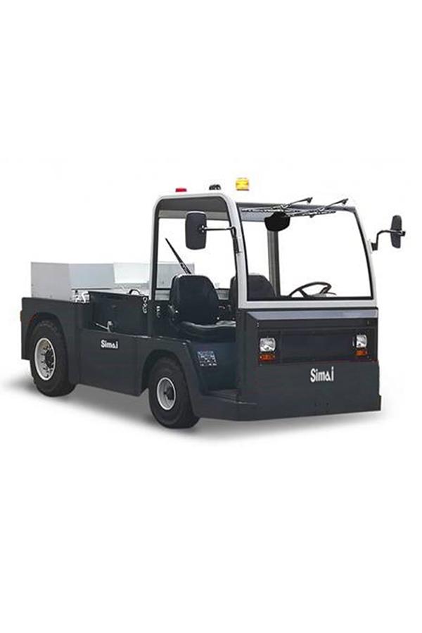 Toyota-Gabelstapler-ITL Transportmaschinen GmbH Toyota Gabelstapler Simai Elektroschlepper TE500RR 17215 Galerie