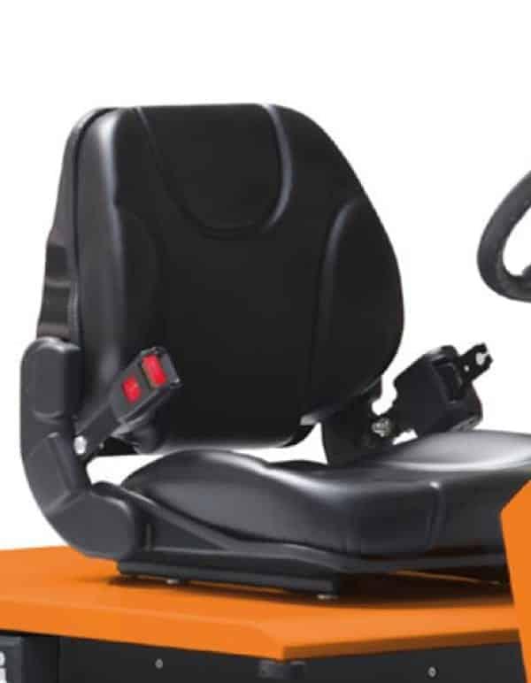 TL Transportmaschinen GmbH Toyota Gabelstapler Simai Elektroschlepper TTE40-PPT2