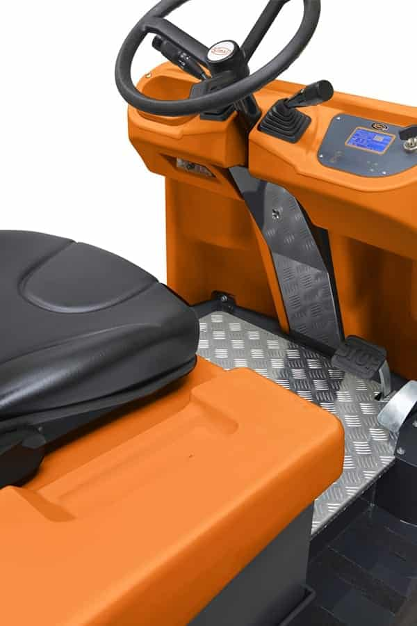 ITL Transportmaschinen GmbH Toyota Gabelstapler Simai Elektroschlepper TTE71-16889
