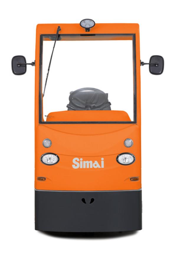 Toyota-Gabelstapler-ITL Transportmaschinen GmbH Toyota Gabelstapler Simai Elektroschlepper TTE71 16895