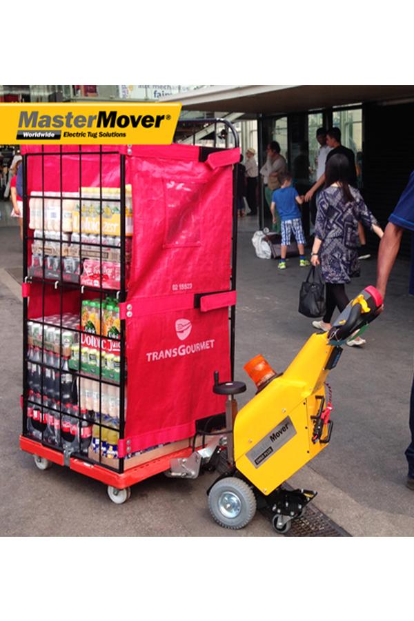 Toyota-Gabelstapler-ITL Transportmaschinen MasterMover Elektroschlepper SM100plus details4