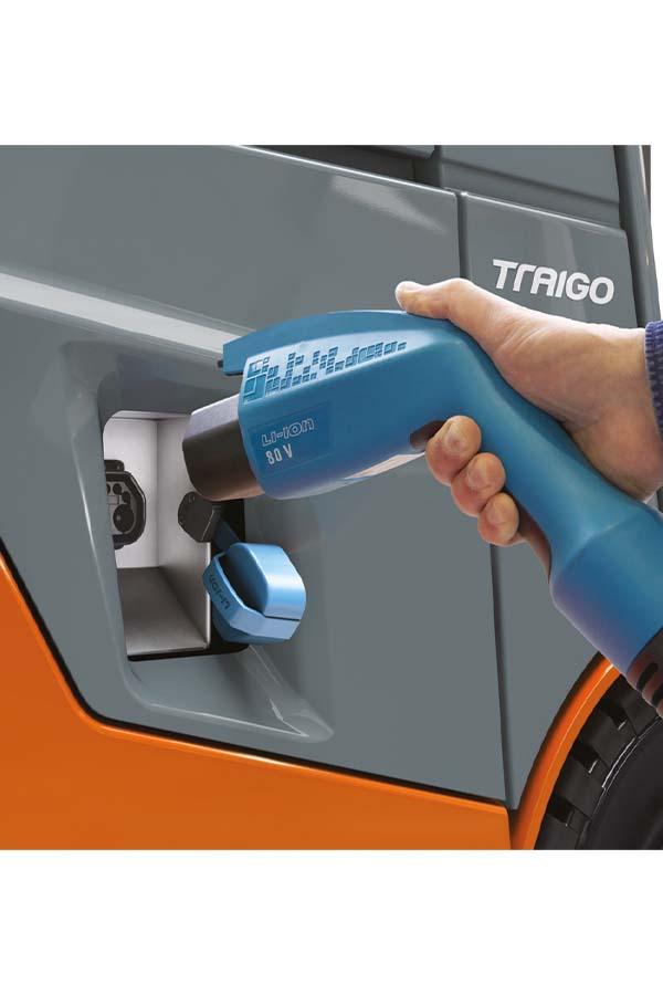 Toyota-Gabelstapler-ITL Transportmaschinen Toyota Elektrostapler Traigo 80 detail09