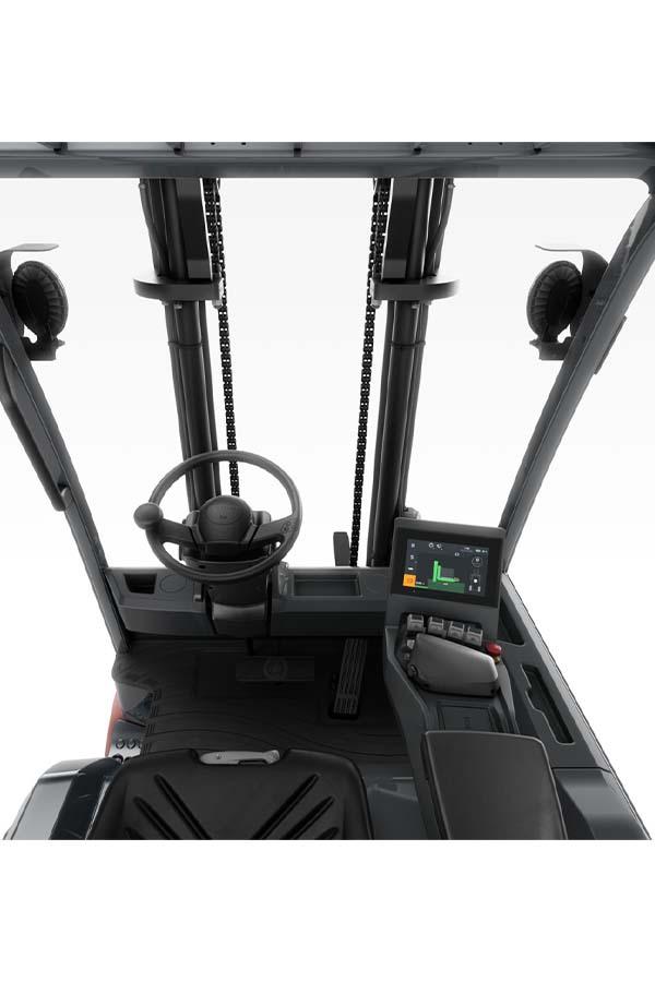 Toyota-Gabelstapler-ITL Transportmaschinen Toyota Elektrostapler Traigo 80 detail10