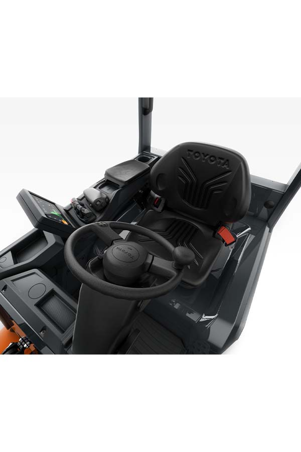 Toyota-Gabelstapler-ITL Transportmaschinen Toyota Elektrostapler Traigo 80 detail11