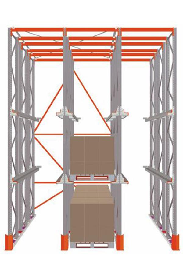 Toyota-Gabelstapler-Itl gabelstapler produkte palettenregale durchfahrregale 6