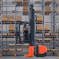 Toyota-Gabelstapler-Itl gabelstapler produkte palettenregale hochregal 120 120